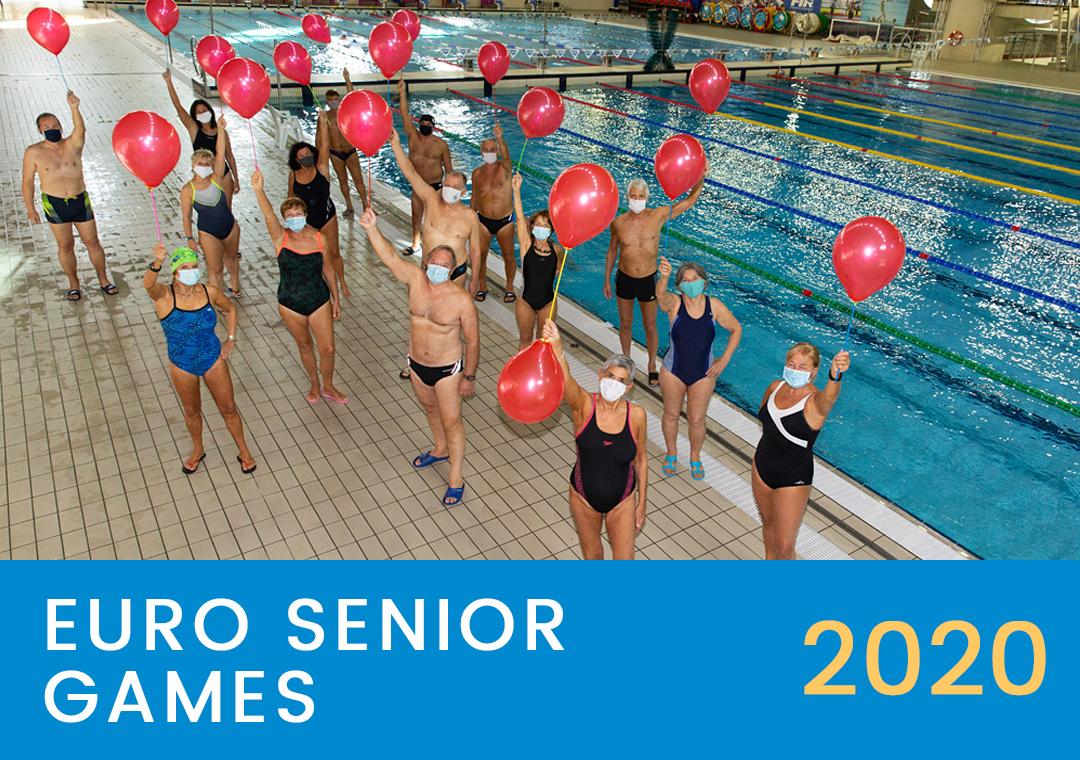 Euro Senior Games edizione 2020 - Il progetto